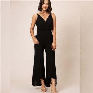 Pants - Wide Leg Jumpsuit Silk Blend 🎉Host Pick
